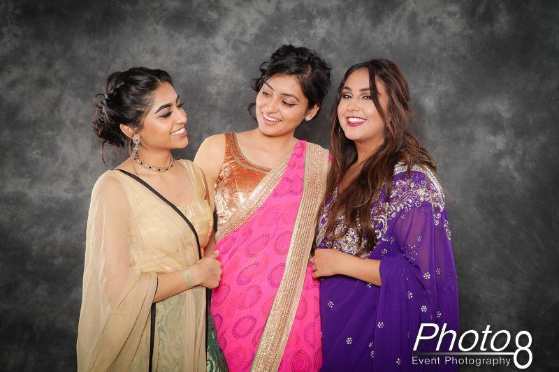 Asian photographer Diwali ball